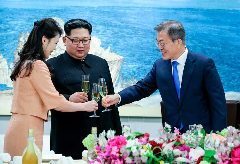 Kim Prepared to Cede Nuclear Weapons if U.S. Pledges Not to Invade