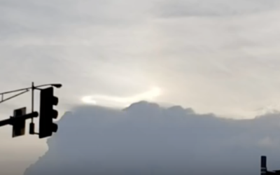 "MrMBB333: Outta this WORLD! – Rare ""Crown Flash"" spotted AGAIN? [VIDEO]"