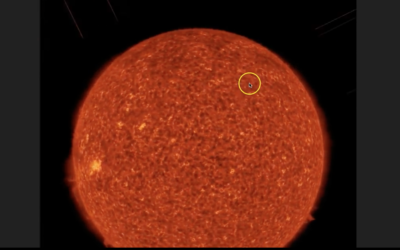 """Really weird """"static discharge"""" anomaly being observed in Sun spacecraft data"""
