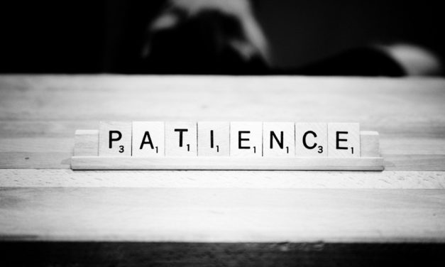 """The main themes for April are """"MINDFULNESS, PATIENCE AND BALANCE"""""""