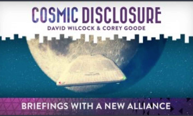 COSMIC DISCLOSURE: BRIEFINGS WITH A NEW ALLIANCE