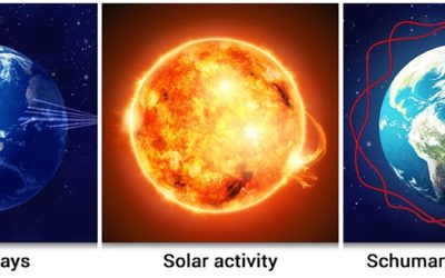 Study Shows Geomagnetic Fields and Solar Activity Affect Human Autonomic Nervous System Functions