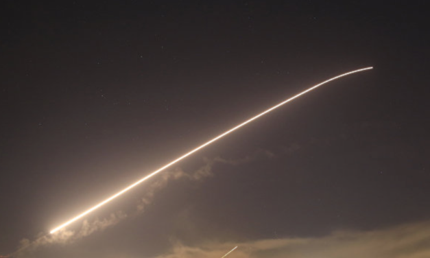 Syrian Air Defense Intercepts Over 20 Missiles Fired By US, UK And France