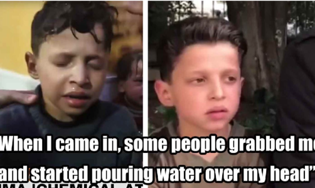 Child 'Victim' of Alleged Syrian Gas Attack Speaks Out, Says He Was Given Food to Make the Video
