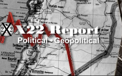 X22 Report: The Picture Is Becoming Clearer, Moves And Countermoves [VIDEO]