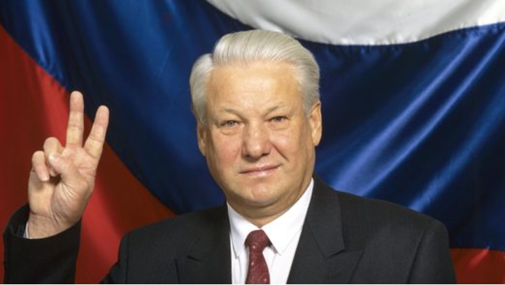 The rape of Russia: The CIA's Yeltsin coup d'état