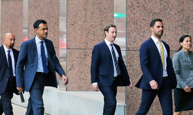 Everything You Need to Know From Mark Zuckerberg's Congressional Testimony: Day 1