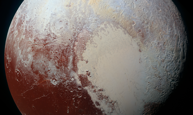 Fanciful Theoretics: Could Pluto Be a Giant Comet Made of Billions of Comets?