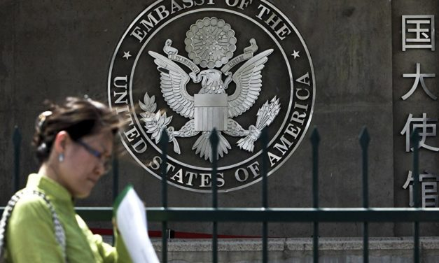 US Diplomat in China Reports 'Abnormal' Sound, Pressure Sensations