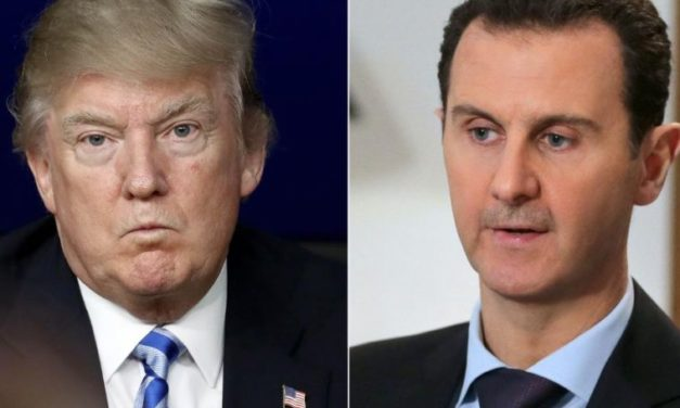 """SYRIAN PRESIDENT ASSAD SAYS """"THE DEEP STATE"""" IS IN CONTROL OF AMERICA, NOT TRUMP"""