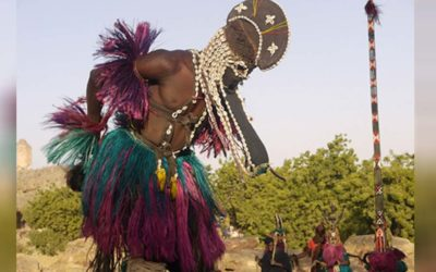 The Dogon's Extraordinary Knowledge of the Cosmos and the Cult of Nommo