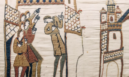 Proof of 'Planet Nine' May Be Sewn into Medieval Tapestries