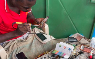 E-waste linked to decreased fertility hormones in Nigerian men