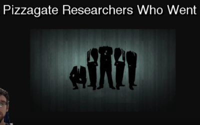 6 Pizzagate Researchers Who Went Dark [VIDEO]