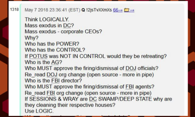 Latest Q Anon Posts and Analysis [VIDEOS]