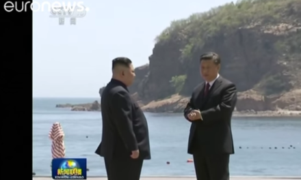 North Korean leader Kim Jong-un pays second visit to China [VIDEO]