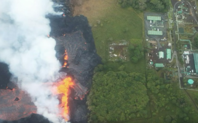 Hawaii On Edge As Lava Reaches Power Plant Grounds [VIDEO]
