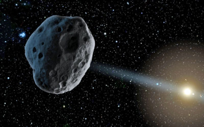 An Asteroid the Size of The Statue of Liberty Will Whiz Past Earth Tomorrow [VIDEO]