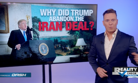 Reality Check: Why Did Trump Abandon the Iran Deal? [VIDEO]