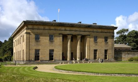 Belsay Hall Time Warp – A dimensional window into the past
