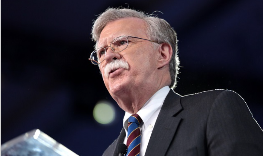 John Bolton Attempts to Sabotage Trump's Peace Talks With North Korea