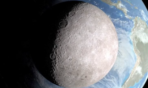 WE'RE GOING BACK! CHINA TO BECOME THE FIRST NATION TO LAND ON THE DARK SIDE OF THE MOON