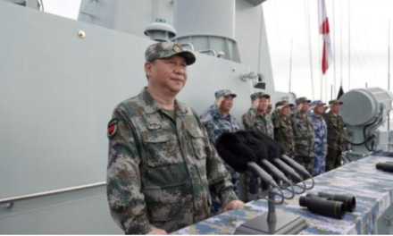 Short Of War, China Now Controls South China Sea