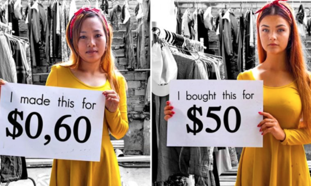 THE TRUTH ABOUT WHERE YOUR CLOTHES REALLY COME FROM – IF YOU LIVE & SHOP IN NORTH AMERICA