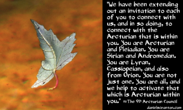 Arcturian Activations ∞The 9th Dimensional Arcturian Council