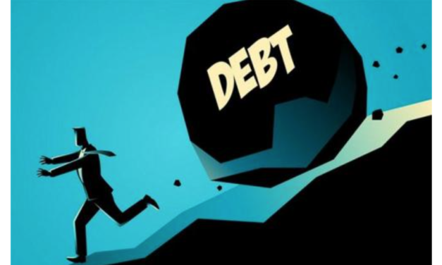 The U.S. Is Shackled By Historic Debt