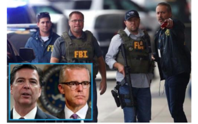 "Rank And File FBI Agents ""Sickened"" By Comey And McCabe Want To ""Come Forward And Testify"""