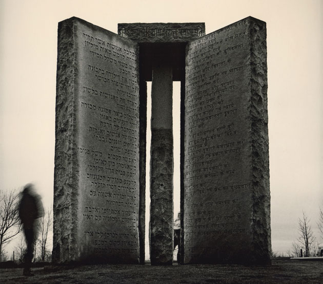American Stonehenge: Monumental Instructions for the Post-Apocalypse