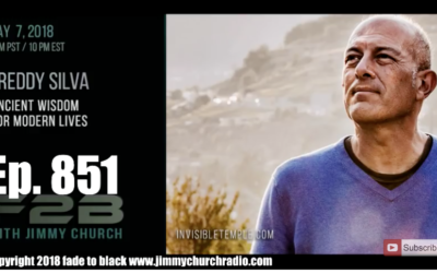 FADE to BLACK Jimmy Church w/ Freddy Silva : Secrets of Egypt and Stonehenge  [AUDIO]