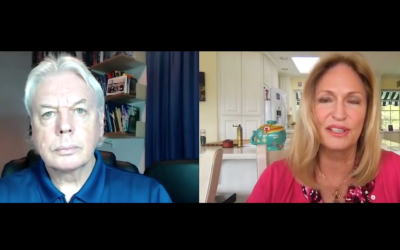 Regina Meredith with David Icke: Humanity is Rising Above the Dark Forces [VIDEO]