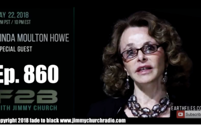 FADE to BLACK Jimmy Church w/ Linda Moulton Howe : THE Interview From AI to UFOs [AUDIO]