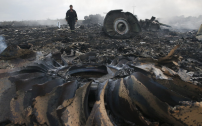 Russia 'absolutely' rejects Dutch & Aussie accusations it's responsible for MH17 downing