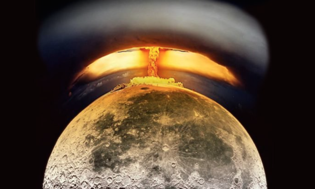 THE U.S. TRIED TO DETONATE AN ATOM BOMB ON THE MOON – BUT THERE WAS AN EXTRATERRESTRIAL RESPONSE…