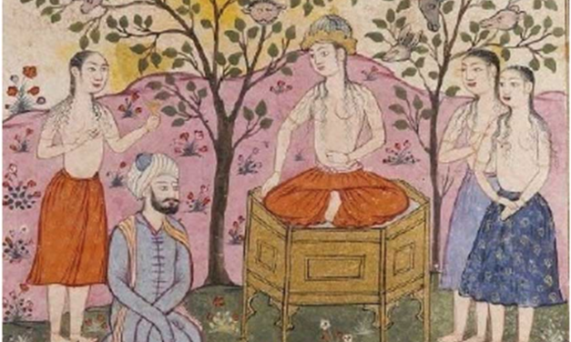 The 1,500-Year-Old Love Story Between a Persian Prince and a Korean Princess that Could Rewrite History