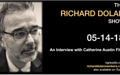 Richard Dolan Show – Interview with Catherine Austin Fitts [AUDIO]