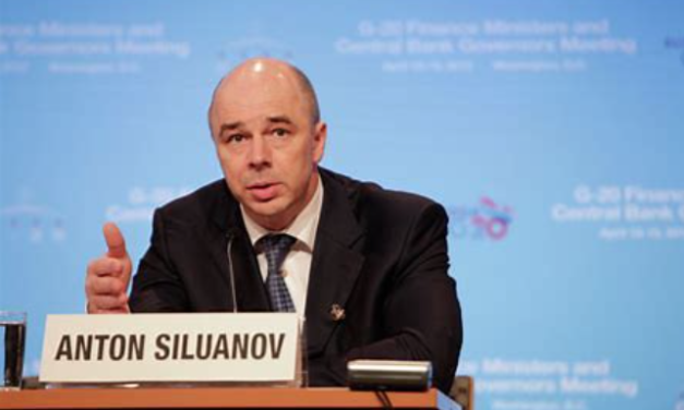 Russia Finance Minister: We Are Ready To Ditch The Dollar In Favor Of The Euro