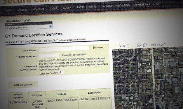 Search US cell carriers are selling access to your real-time phone location data