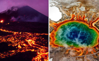 Yellowstone Supervolcano: 'Major tectonic shift' detected sparking shock fears of ERUPTION
