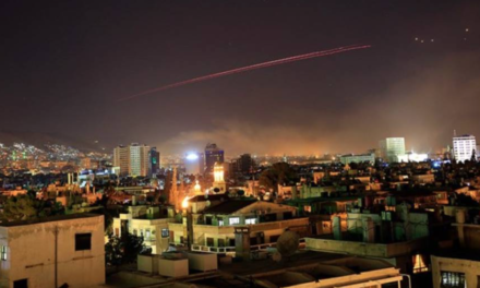 Syria Intercepts 70% of Israeli Missiles, Targets 3 Fighter Jets