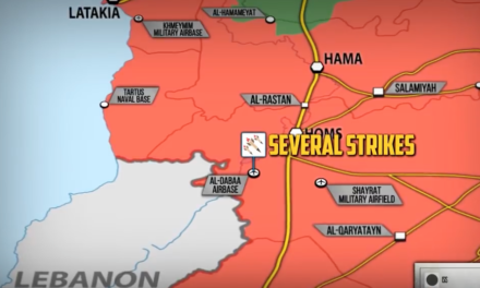 SYRIAN WAR REPORT – MAY 25, 2018: ISRAELI, US STRIKES ON GOVERNMENT FORCES. WHAT IS GOING ON? [VIDEO]