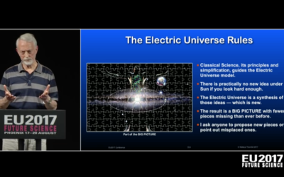 Wal Thornhill: Future Science [VIDEO]