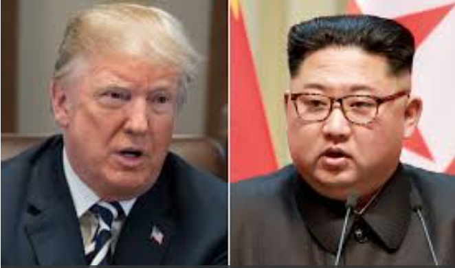 President Trump Announces Date and Location For Summit With Chairman Kim Jong-un – Singapore, June12th…