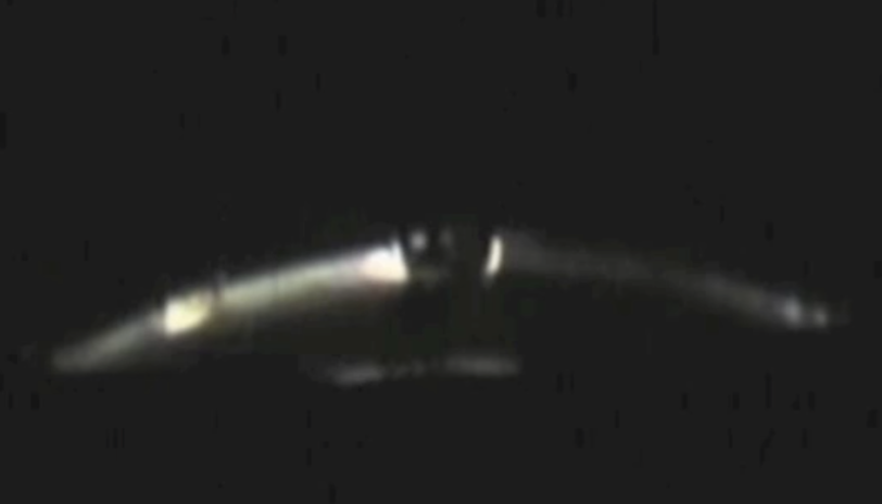 VERIFIED UFO FOOTAGE WITH TWO BEINGS INSIDE OF THE CRAFT: IN THE VIDEOGRAPHERS OWN WORDS