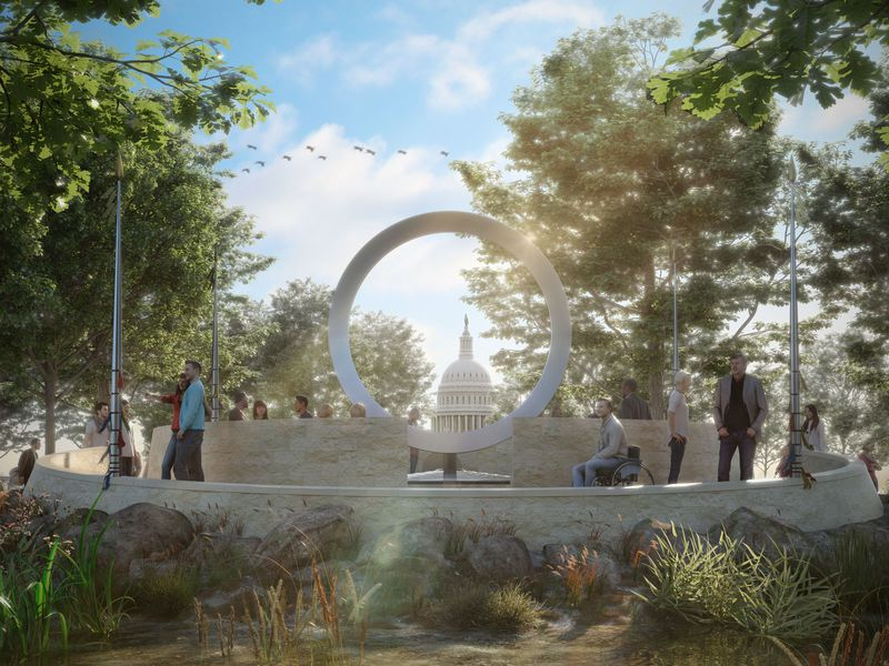 One of These Five Innovative Memorials Will Soon Honor Native American Veterans