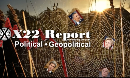 X22 Report: Is The Trap Being Set In The Middle East? Breaking Down The Plan [VIDEO]