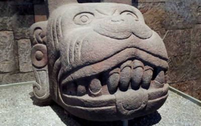 Xolotl – The Underworld Dog God of the Aztecs